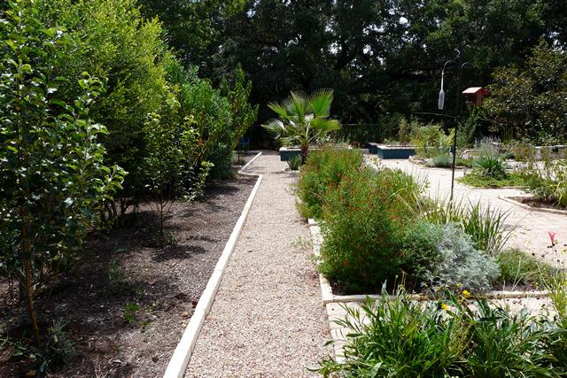 Patricia Michael A Formal Backyard Garden